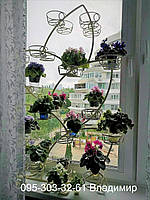 """Подставка для цветов """"Колос"""" на 34 малых чаши"""