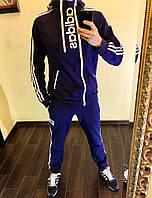 Мужской спортивный костюм с надписью