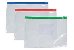 Папка пластиковая zip-lock A5 DATUM D1914
