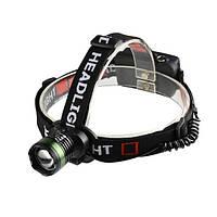 Налобный фонарь Police BL-T05-T6