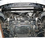 Защита картера двигателя, акпп BMW X1 (E84) 2009-, фото 4