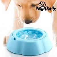 Охлаждающая миска для воды для домашних животных Frosty Bowl , фото 1