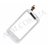 Сенсор (Touch screen) Alcatel 4033D One Touch Pop C3 белый