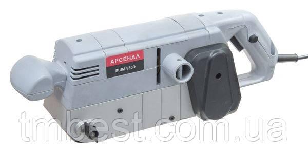 Стрічкова шліфмашина Арсенал ЛШМ-950Э, фото 2