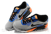 Мужские кроссовки Nike Air Max 90 Lunar grey-orange