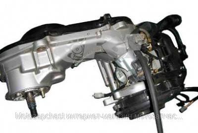 Двигатель Suzuki Sepia / Adress 50 см3 JYMP