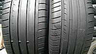 Шины летние б\у  245\50-18 Dunlop SP SportMaxx GT RunFlat