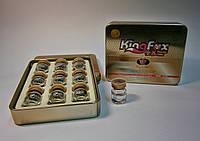 Женский возбудитель Silver Fox (Сильвер Фокс) 5шт Оригинал King Fox Королевская Лиса