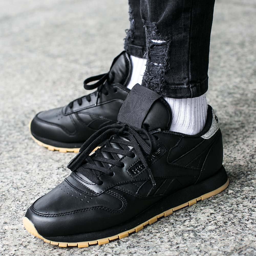 Оригинальные женские кроссовки Reebok Classic Leather Diamond