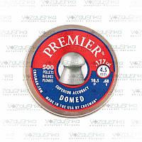 Пули Crosman Premier Domed 500 шт/уп 0,68 г LHP77, фото 1