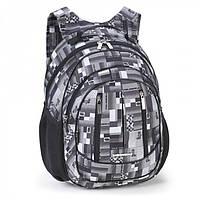 Рюкзак Dolly 574 школьный ортопедический на два отделения 30 см х 40 см х 20 см