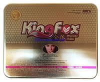 King Fox Королевская Лиса 9шт в упаковке! сильнейший конский возбудитель!