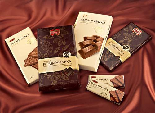 Шоколад КФ Коммунарка