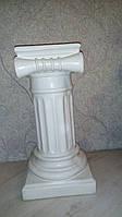 Колона грецкая скульптура из бетона