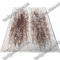 Акриловый рельефный ковер Вальс