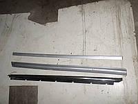 Молдинг двери передней левой, Audi A6 (04-08)