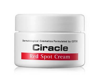 Крем лечебный для проблемной кожи CIRACLE Red Spot Cream, 30 мл