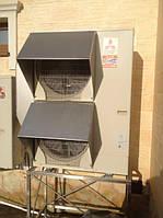 Тепловой насос Zubadan, израсходовал 1684 кВт/ч для обогрева дома 300 кв.м в феврале 2017!