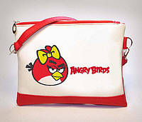 """Стильная сумочка для девочки """"Agry Birds"""""""