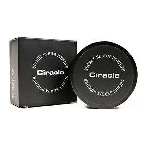 Пудра рассыпчатая для жирной кожи CIRACLE Secret Sebum Powder, 5 г, фото 2