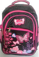 Школьный рюкзак, ранец для девочки 45х30см
