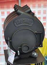 Канадская печьVANCOUVER Буллер тип 01, фото 2