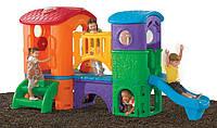 """Детский игровой комплекс """"Корабль"""" Step2 - CША - есть мостик и туннель"""
