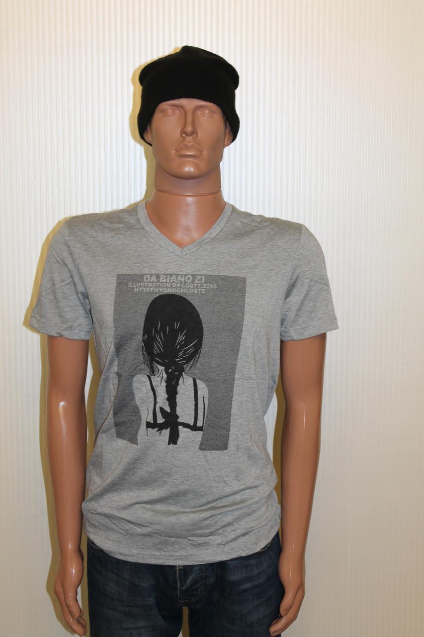 Мужская футболка T-Shirt DA BIANO ZI