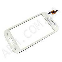 Сенсор (Touch screen) Samsung i8160 Galaxy Ace II белый оригинал