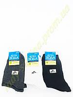 Носки мужские стрейч Легка Хода размер (42-46) светлый микс