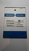 Аккумулятор Nomi i5011 EVO M1 NB-5011 оригинал