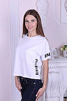 Шикарная футболка с надписями