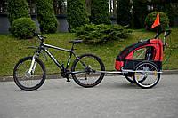 Туристический Велотрейлер (Велоприцеп) Jog