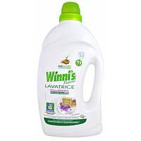 WINNI'S ЭКО Жидкое стиральное средство с мылом Алеппо, 1,5 л, арт. 034809