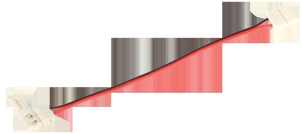 Коннектор 5шт MONO 10 мм ( - 15 см - разъем) IEK
