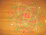 Хустка Fendi шовк, фото 2