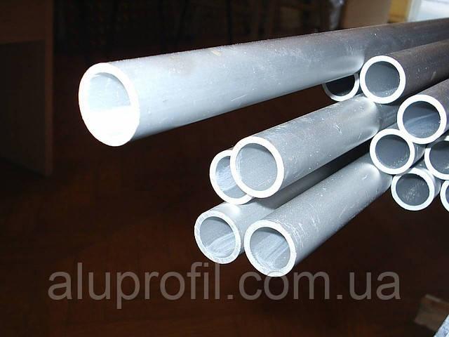 Алюминиевый профиль — труба алюминиевая круглая 25х1,5 Б/П