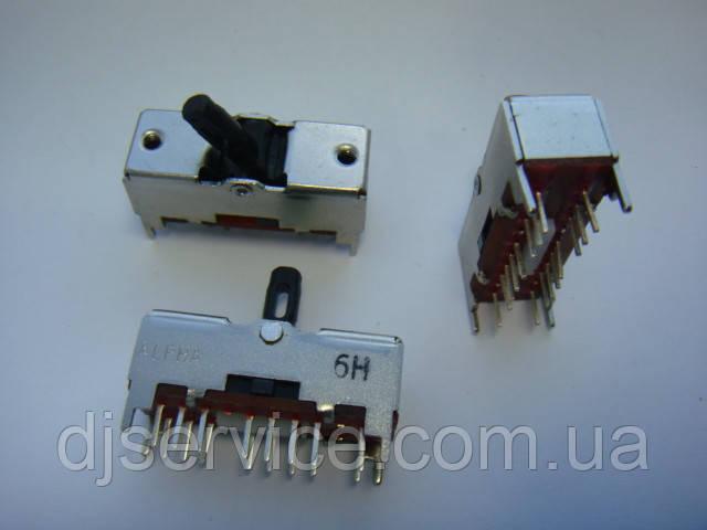 Переключатель ALPHA для пультов, контроллеров