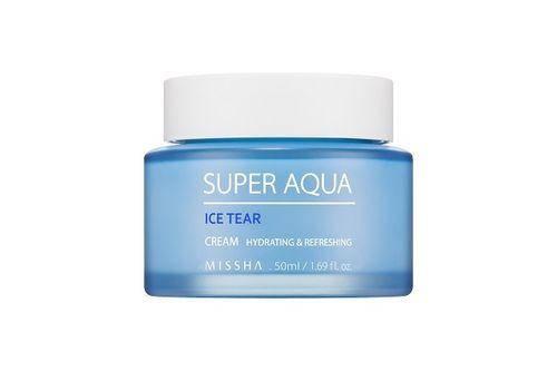 Увлажняющий крем MISSHA Super Aqua Ice Tear Cream, 50 мл, фото 2