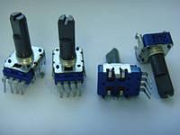 Потенциометр ALPS 204c для пультов 18mm, 200k