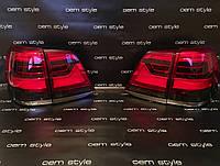 Задние LED фонари Toyota Land Cruiser 200, фото 1