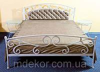 """Кованая кровать """"Роксана"""""""