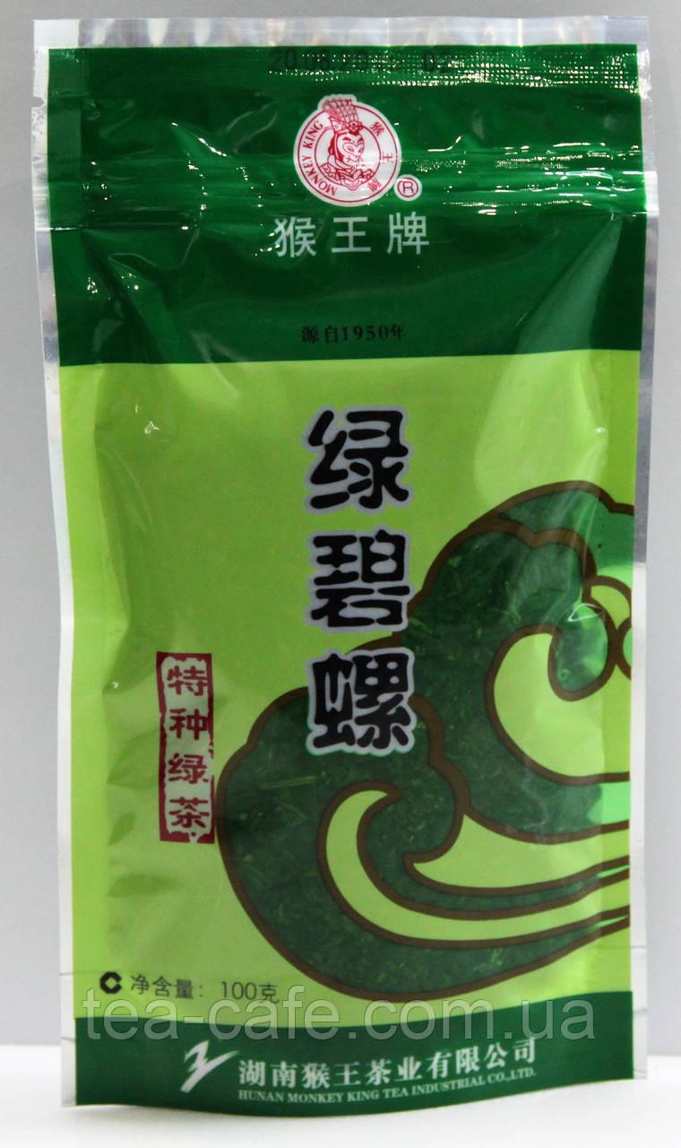 """Чай зеленый Китайский """"Молочная река"""" 80г."""