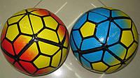 Мяч футбол FB1701 30шт 310 грамм, PVC, 2 цвета