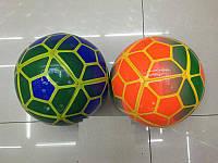 Мяч футбол M01290 60шт2 цвета