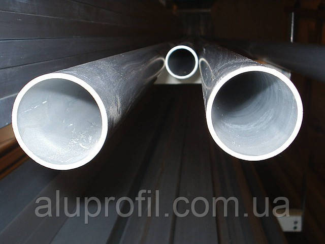 Алюминиевый профиль — труба круглая 25х2
