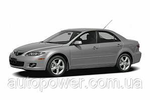 Фаркоп на Mazda 6 хетчбек/седан 01/2003-01/2008