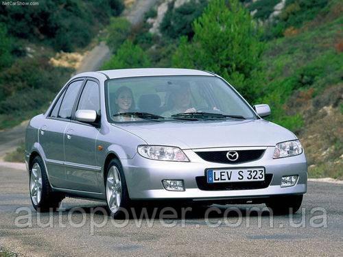 Фаркоп на Mazda 323 (BJ) седан 1998-2003