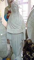 Скульптуры для памятников. Статуя Божьей Матери. Покрова  170 см бетон