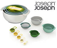 Набор мисок Joseph Joseph Nest 9 Plus опал 40076